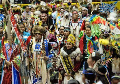 Medical cannabis company sponsors Native American powwow