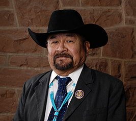 Navajo Nation Council Delegate Lee Jack, Sr.