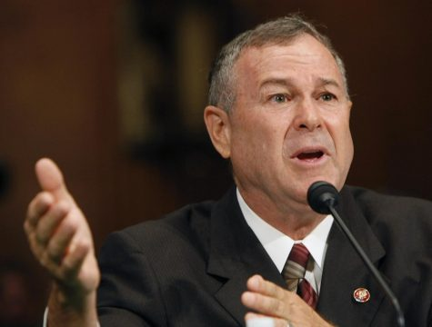 Pictured: Rep. Dana Rohrabacher, R-California