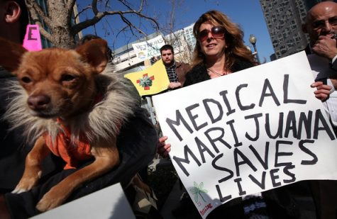 This bill could stop the government from stealing money from medical cannabis users