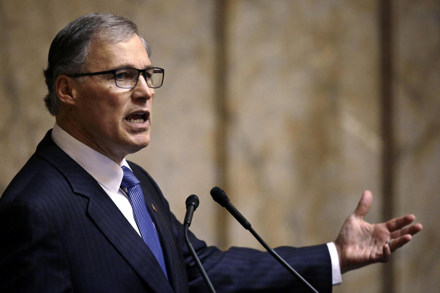 Gov. Jay Inslee of Washington