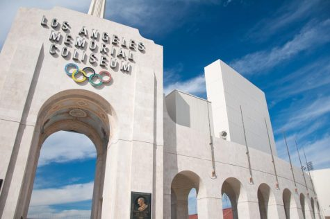 Los Angeles to hold first Olympic Games amid legalized cannabis