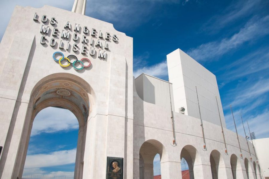 Los+Angeles+to+hold+first+Olympic+Games+amid+legalized+cannabis