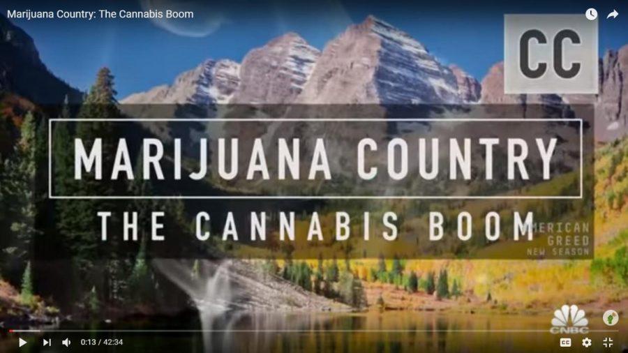 VIDEO: Cannabis country, the cannabis boom