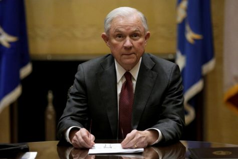 Sessions questions Colorado's cannabis regulation in letter to gov
