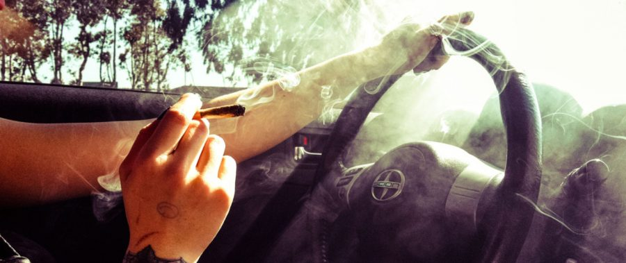 New law fines Cali. drivers for consuming cannabis in vehicles