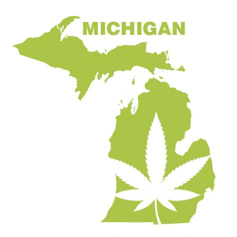 Polls indicate strong support for cannabis reform in Michigan, but not in North Dakota