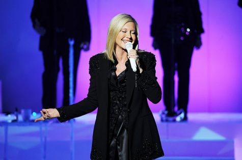 Olivia Newton-John supports medical cannabis as treatment for cancer