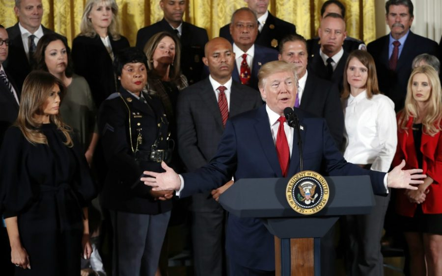 Trump declares opioid crisis a 'health emergency,' but requests no funds