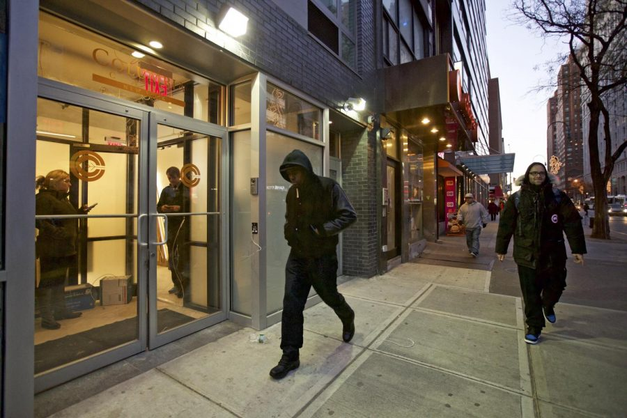 Pictured: Columbia Care, a New York City medical cannabis dispensary located in Union Square