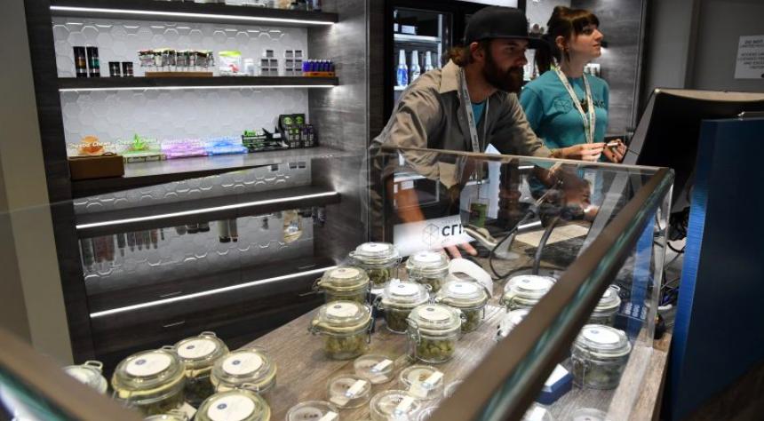 Cannabis sales in Colorado top $1 billion in eight months