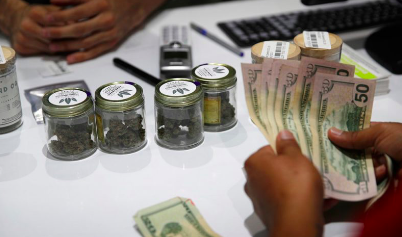 Nevada's cannabis sales reach $33 million in August