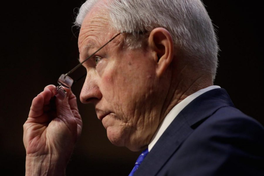 Jeff Sessions seeks 'more competition' among medical cannabis growers for research