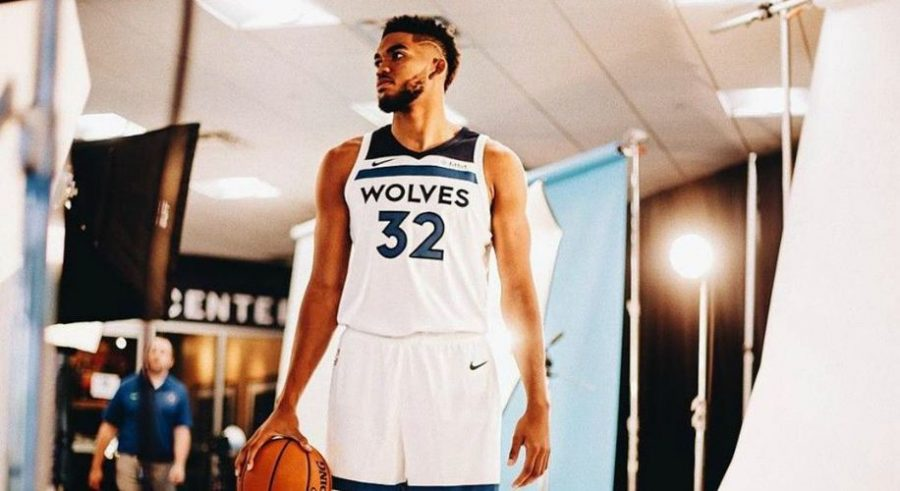 NBA star Karl-Anthony Towns sees medical cannabis as an option for NBA players