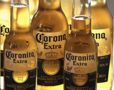 Corona's owner is investing in cannabis