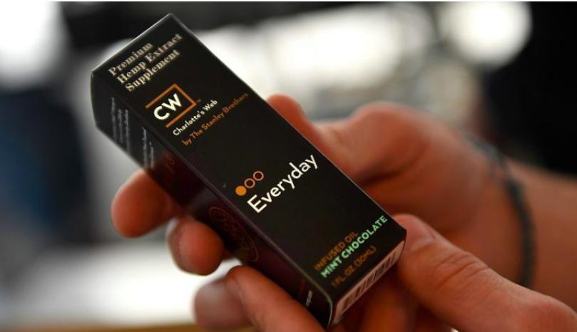 FDA warns companies against claims that cannabis cures diseases