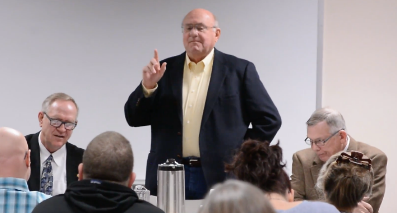Kansas official supports cannabis prohibition with racist views