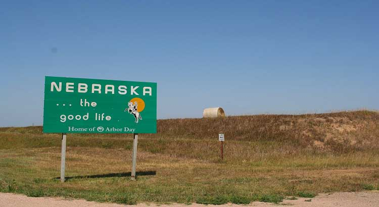 Nebraska may be next to join the list of medically legal cannabis states