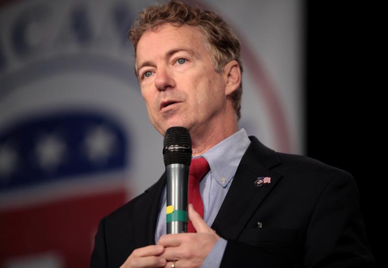 Sen. Rand Paul wants Kentucky to legalize medical cannabis