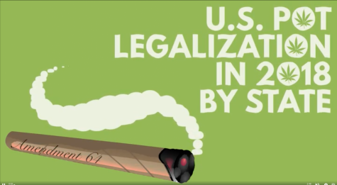 VIDEO: U.S. Pot Legalization in 2018 by State