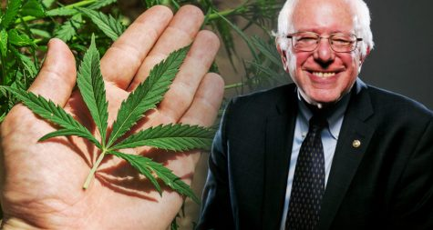 The Marijuana Justice Act is co-sponsored by Bernie Sanders
