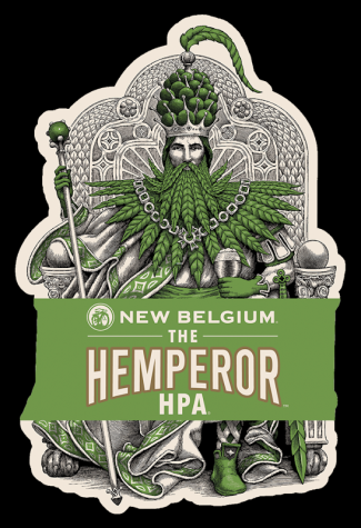 New Belgium's Hemperor HPA goes on sale across the U.S.