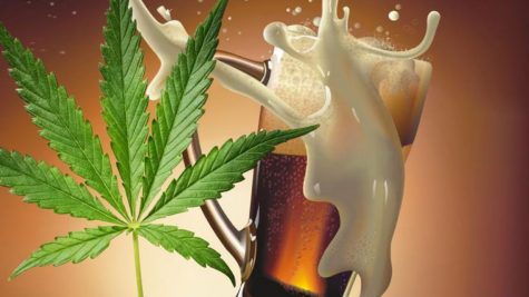 The success of the cannabis industry in the U.S. will likely hurt the beer industry
