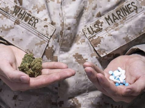 The VA may start researching medical cannabis
