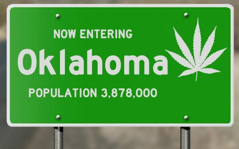 Oklahoma's medical cannabis industry raked in $18 million in revenue last month
