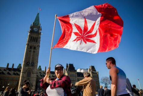 Russia is not impressed with Canadas's recreational cannabis law