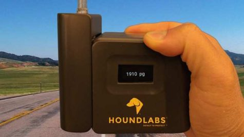 New cannabis breathalyzer could prevent drugged-driving