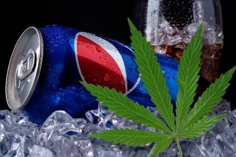 PepsiCo takes a leaf out of Coca-Cola's book and explores the world of weed-infused beverages