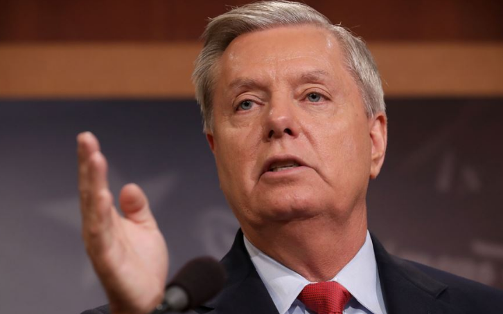 How will Lindsey Graham handle legalization efforts?
