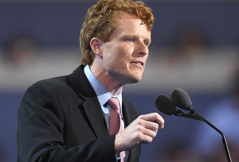 Massuchusetts Rep. Joe Kennedy now supports legalization