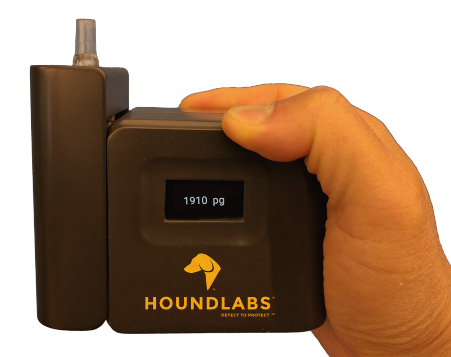 Hound Labs reveals positive results after second clinical trial of THC breathalyzer