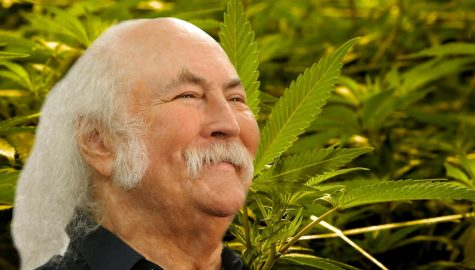 Rock legend David Crosby will promote your cannabis brand for $5 million