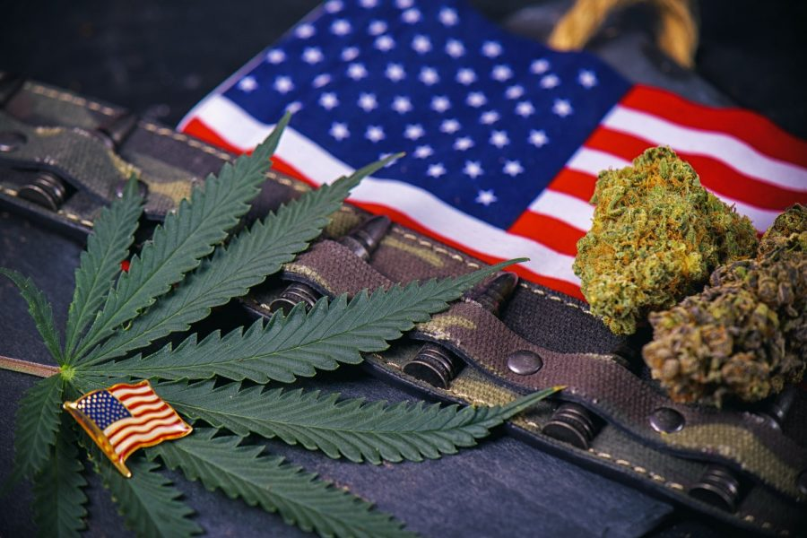 Research suggests that medical cannabis could be a viable solution for relieving post-military woes