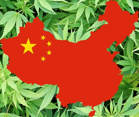 China is capitalizing on the rise of medical cannabis