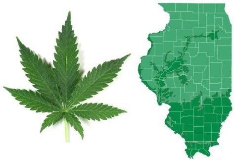 Will Wisconsin be negatively impacted by cannabis legalization in Illinois?