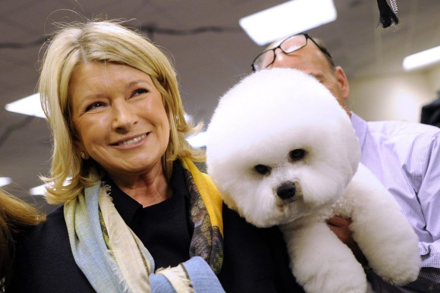 Martha Stewart is collaborating with Canopy Growth to launch