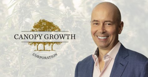 Canadian cannabis pioneer Canopy Growth hires Constellation Brands CFO as new CEO