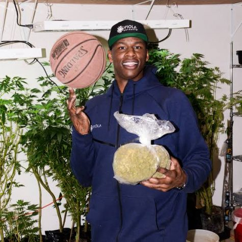 100 black people to become millionaires through former NBA forward's cannabis incubator program