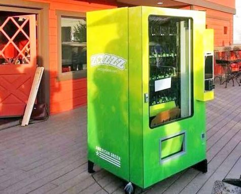 Cannabis vending machines are being rolled out in Colorado