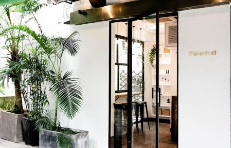 Hong Kong's first CBD cafe begins ushering in customers