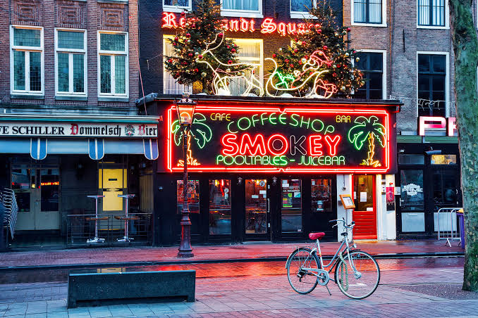 Amsterdam's Mayor initiates plan to stop tourists from accessing cannabis coffee shops
