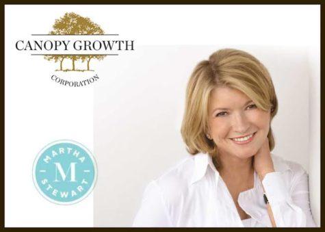 Martha Stewart assumes role of strategic adviser for cannabis firm Canopy Growth