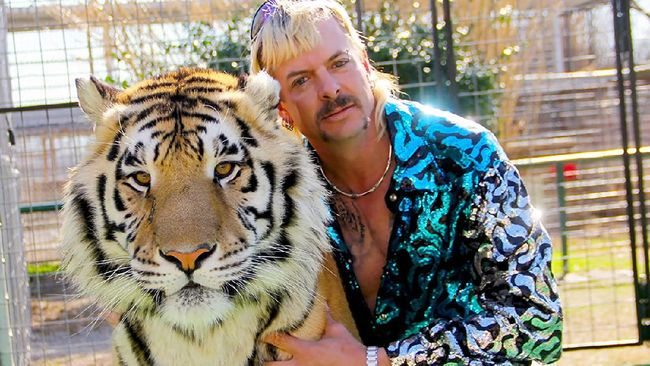 Convicted+felon+and+big+cat+enthusiast+Joe+Exotic+is+launching+a+cannabis+line